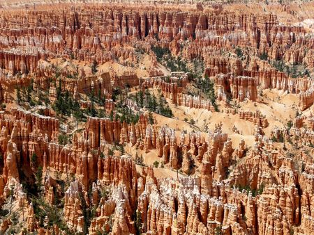 BRYCE CANYON NATIONAL PARK- UTAH USA