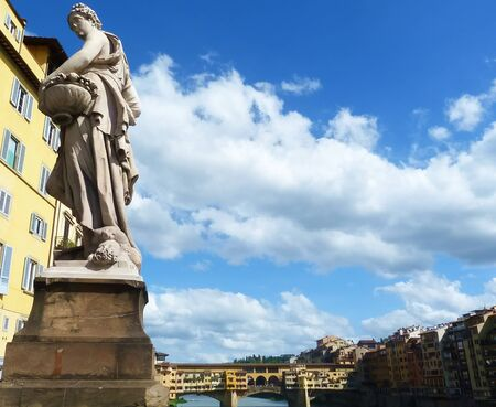 Foto per Ponte Vecchio a Firenze 04 - Immagine Royalty Free