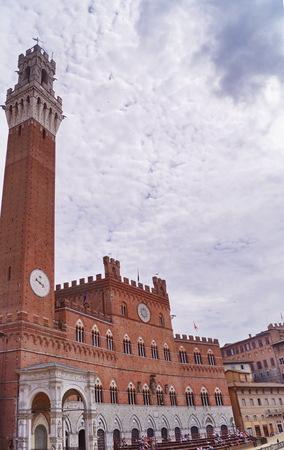 Palazzo Pubblico, Siena, Italy