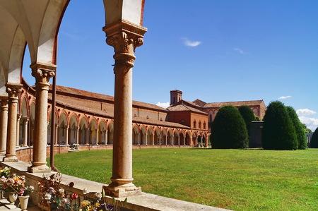 Charterhouse of Ferrara, Italy