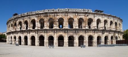 Roman Arena of Nimes, France