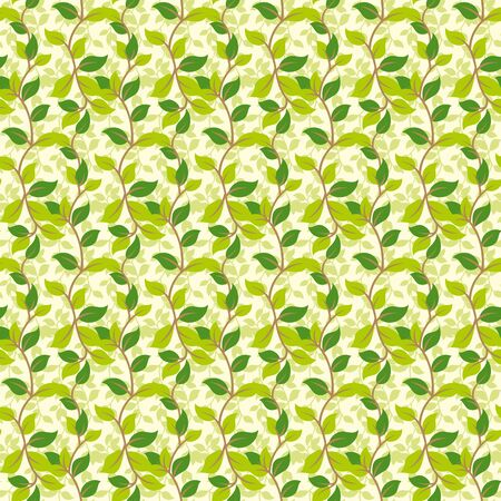 Seamless background from a floral ornament, Fashionable modern wallpaper or textile