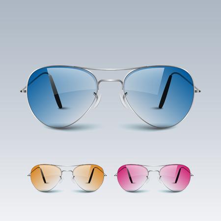 Sun glasses.vector
