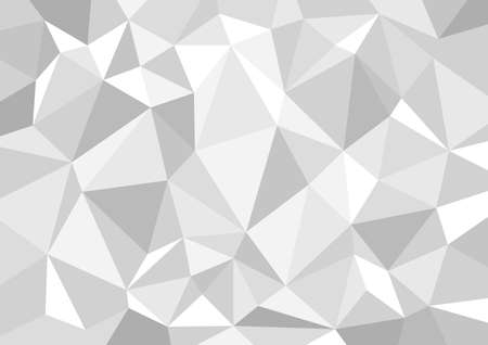 Illustration pour Abstract polygon background  with vector illustrations. - image libre de droit