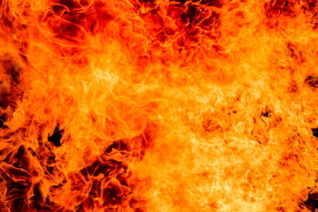 Photo for Fire background - Royalty Free Image