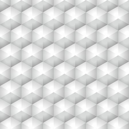 Polygonal geometric vector seamless texture