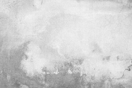 Foto de Texture of grey concrete wall, background - Imagen libre de derechos