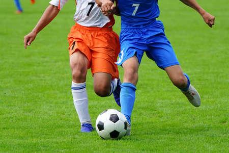 Foto de Soccer football - Imagen libre de derechos
