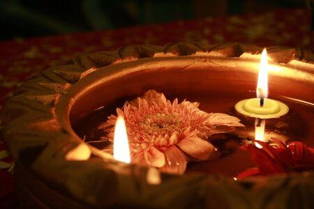 Diwali Diva Candle