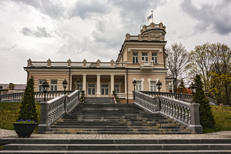 Lithuania, Druskininkai - 30.04.2016: City Museum of the History of the City