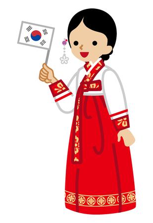 韓国国旗の写真イラスト素材 Foryourimages
