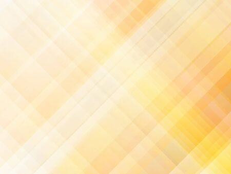 Illustration for Orange geometric background - Royalty Free Image