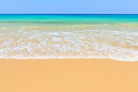 Photo for Beautiful ocean beach - Royalty Free Image