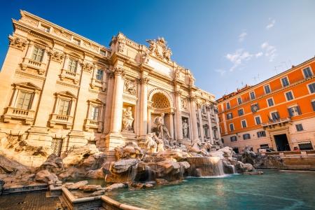 Fountain di Trevi, Rome