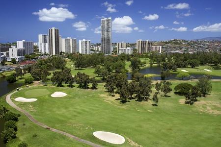High Rise Golf Course