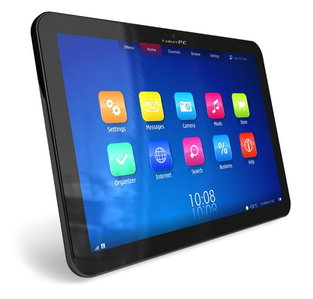 Tablet PC *** DESIGN OF THIS TABLET PC IS MY OWN