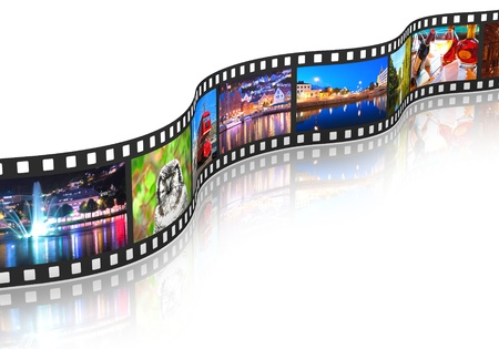 Photo for Streaming media concept - Royalty Free Image