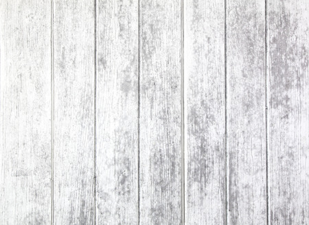 White old wooden wall Vintage Theme textured background.