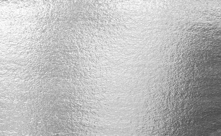 Photo pour Shiny silver foil abstract pattern background texture - image libre de droit