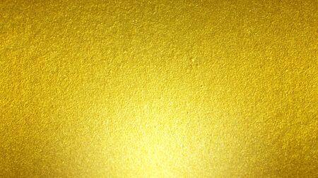 Photo pour Golden paper texture background High resolution of photos - image libre de droit