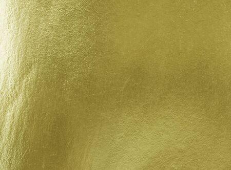 Photo pour gold polished metal steel texture abstract background. - image libre de droit