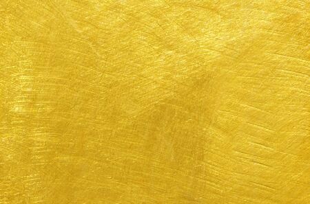 Photo pour Brass plate with scratched surface background - image libre de droit
