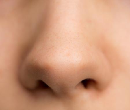 nose girls. macro