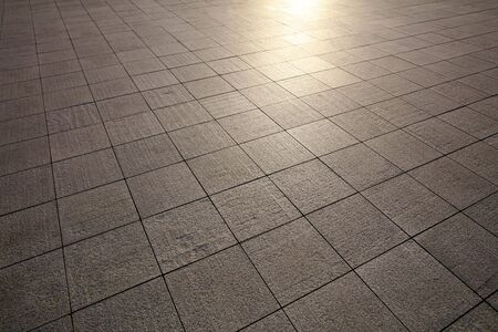 Photo for New cobbles as abstract background . - Royalty Free Image