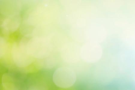 Photo pour Abstract spring or summer bokeh background - image libre de droit