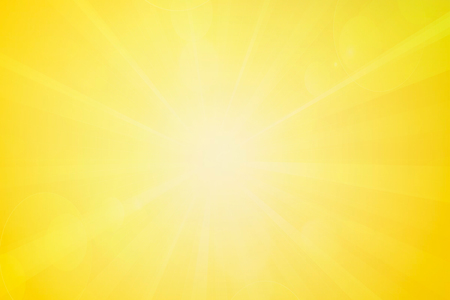 Photo pour Summer or spring abstract blurry bright yellow background. - image libre de droit