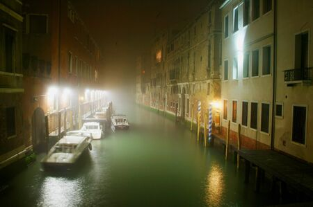 Venice by Night, Italy, Europe