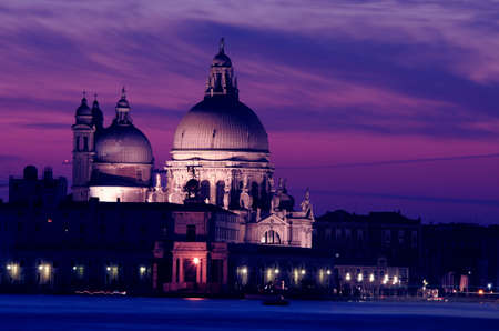 Santa Maria della Salute, City of Venice, Italy, Europe
