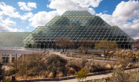 Biosphere 2 Tucson Atizona