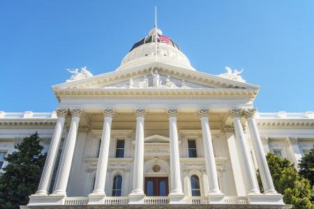 State Capitol in Sacramento California