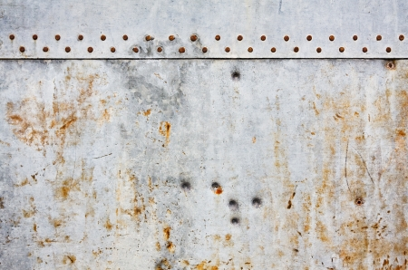 Rusted Rivets and Metal