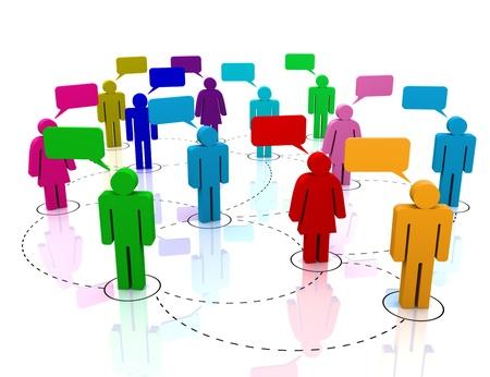 Social Network gathering
