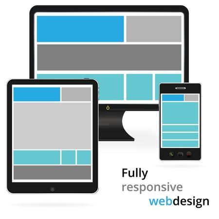 Fully Responsive WebDesign