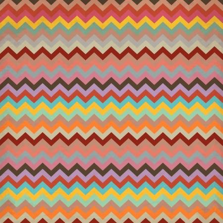 Aztec stripe pattern in pastel tints