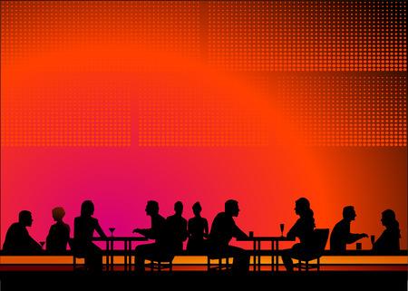 Restaurant Nightclub