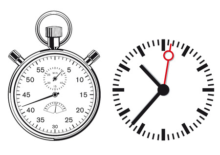 Clock, Stopwatch