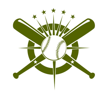 Baseball championship icon