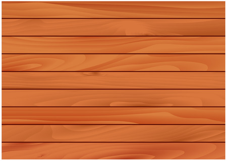 Illustration pour Natural wooden background of brazilian cherry wood planks with natural texture of hardwood. Flooring, interior accessories, background or carpentry design usage - image libre de droit