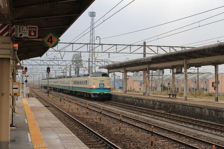 Shinuozu Station