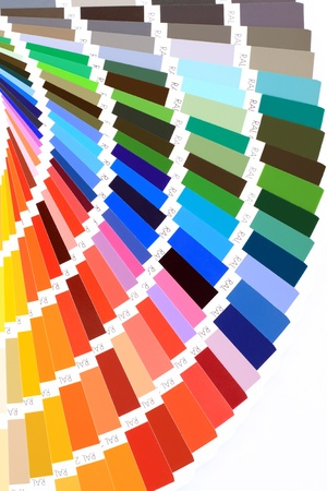 closeup color guide