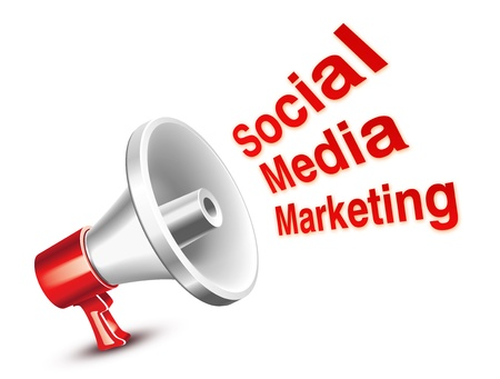 Photo for Social Marketing - Royalty Free Image