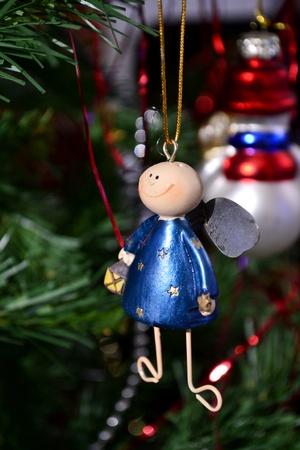 Christmas tree ornament Angel