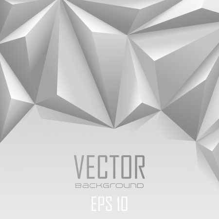 Foto de Background abstract triangle polygon trendy style with copyspace  - Imagen libre de derechos