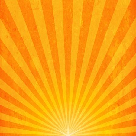 Grunge sunset background