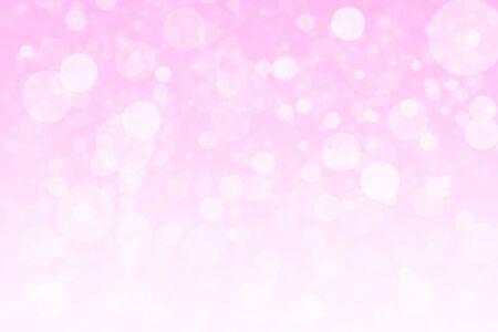 Photo pour Abstract pink bokeh background - image libre de droit