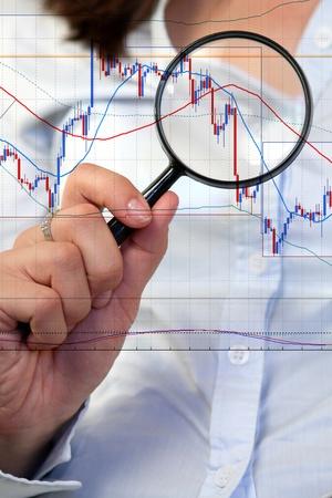 Photo pour Commodity trading - image libre de droit